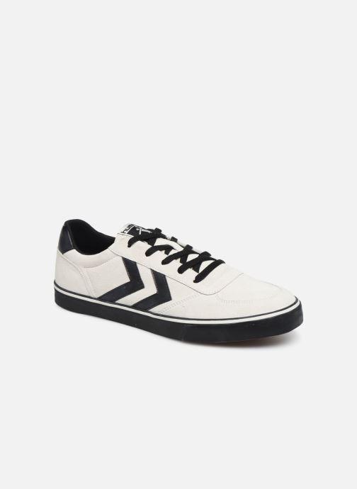 Sneakers Hummel Stadil 3.0 Suede Beige vedi dettaglio/paio