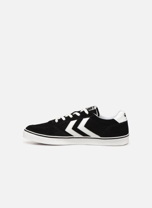 Sneakers Hummel Stadil 3.0 Suede Sort se forfra