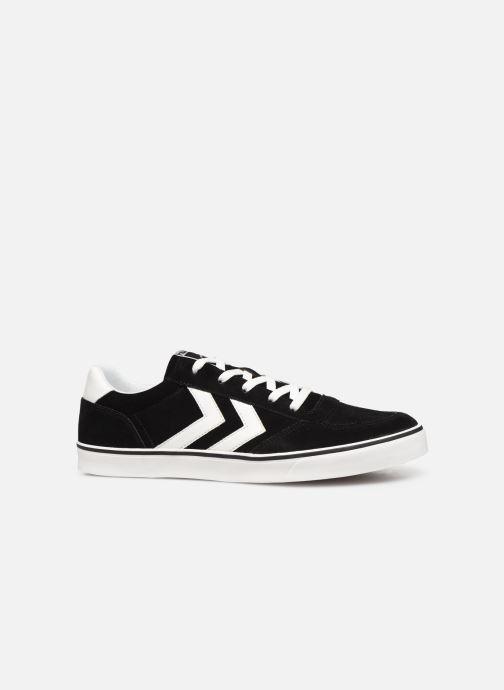 Sneakers Hummel Stadil 3.0 Suede Sort se bagfra
