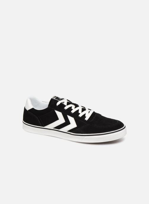Sneakers Hummel Stadil 3.0 Suede Sort detaljeret billede af skoene