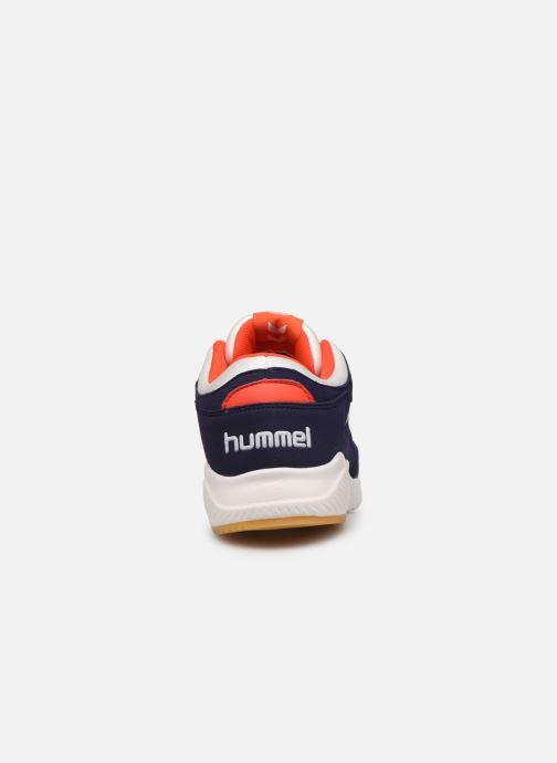 Sneaker Hummel Edmonton blau ansicht von rechts