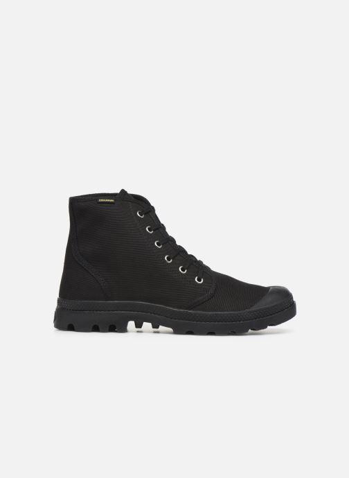 Sneaker Palladium Pampa Hi Orig U M schwarz ansicht von hinten