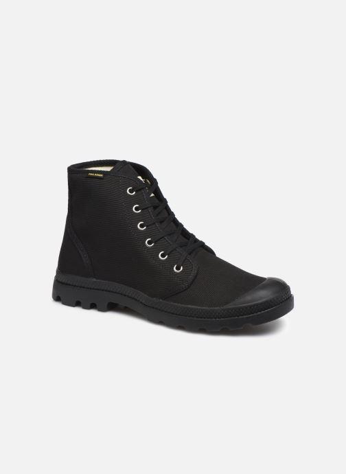Sneaker Palladium Pampa Hi Orig U M schwarz detaillierte ansicht/modell