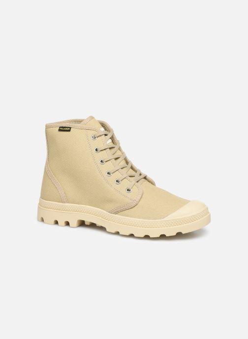 Sneaker Palladium Pampa Hi Orig U M beige detaillierte ansicht/modell