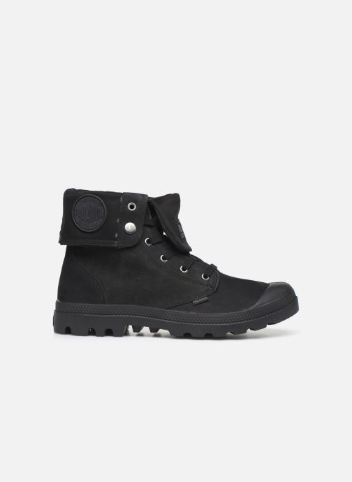 Trainers Palladium Pampa Baggy NBK Black back view
