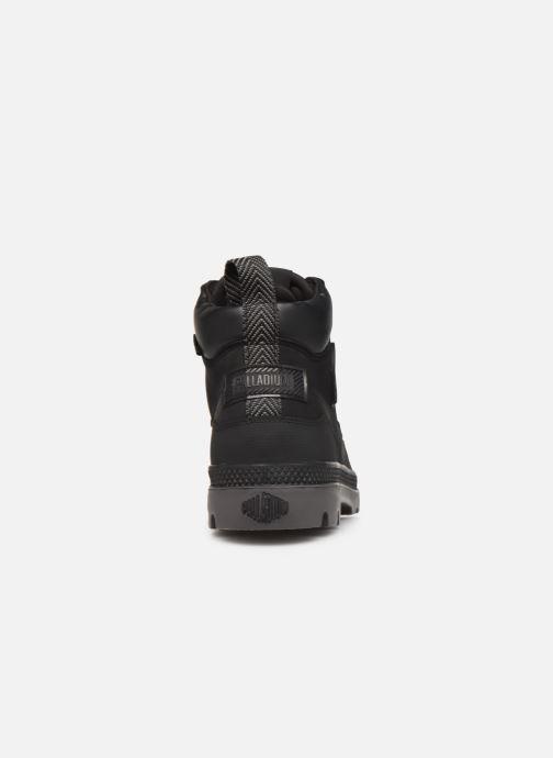 Boots en enkellaarsjes Palladium Pampa SC Outsider WP+ Zwart rechts