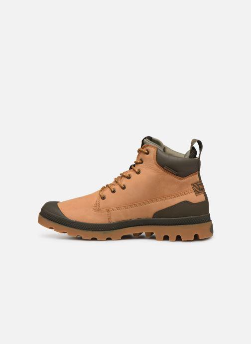 Stiefeletten & Boots Palladium Pampa SC Outsider WP+ braun ansicht von vorne