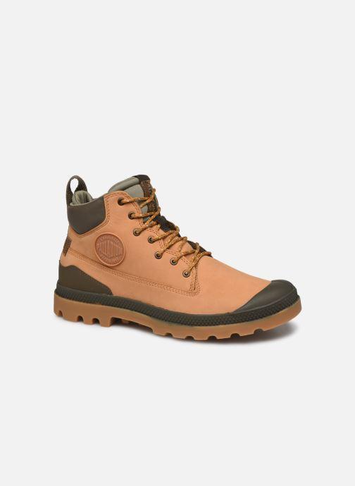 Stiefeletten & Boots Palladium Pampa SC Outsider WP+ braun detaillierte ansicht/modell