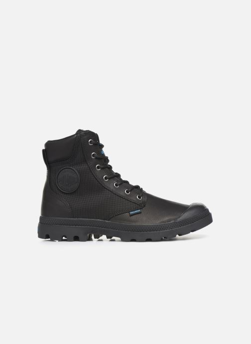 Boots en enkellaarsjes Palladium Pampa Sport Cuff WPN Zwart achterkant