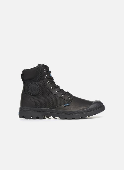 Bottines et boots Palladium Pampa Sport Cuff WPN Noir vue derrière