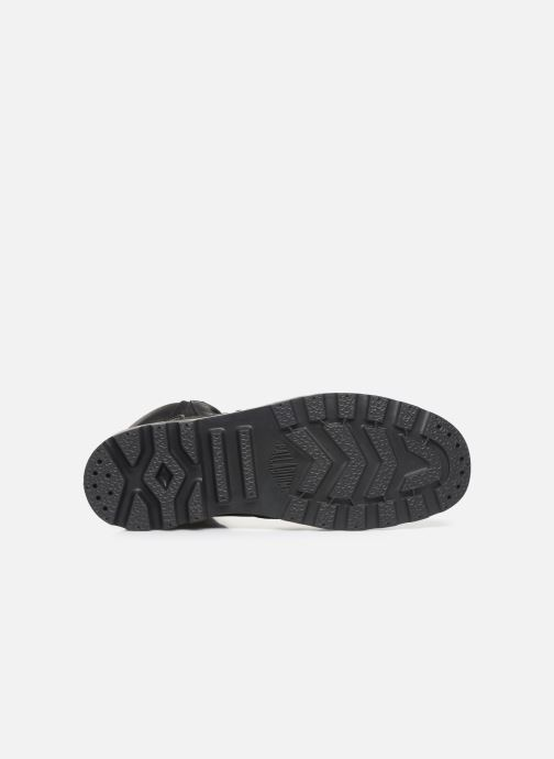 Bottines et boots Palladium Pampa Sport Cuff WPN Noir vue haut
