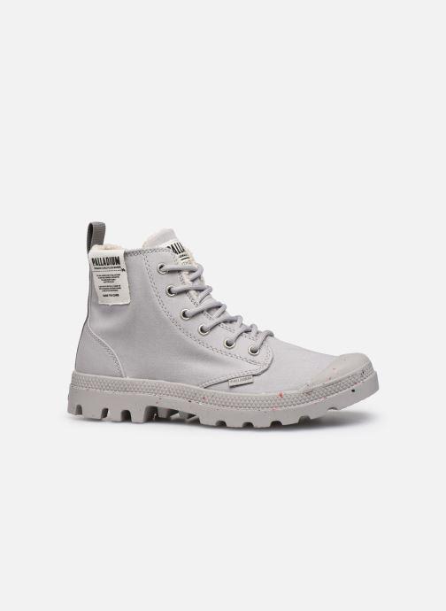 Sneaker Palladium Pampa Earth W grau ansicht von hinten