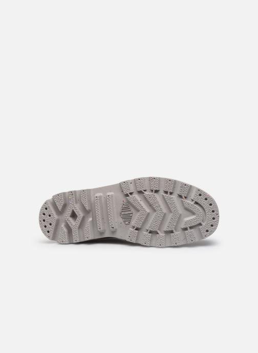 Sneaker Palladium Pampa Earth W grau ansicht von oben