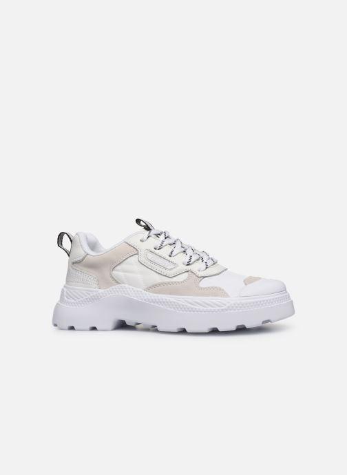 Sneakers Palladium Pallakix 90 Low Bianco immagine posteriore