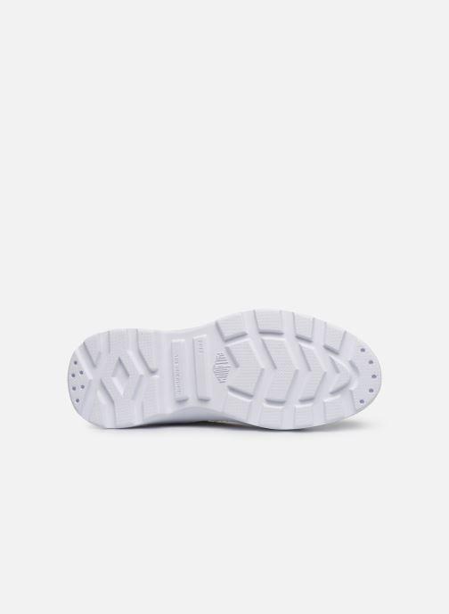 Sneakers Palladium Pallakix 90 Low Bianco immagine dall'alto