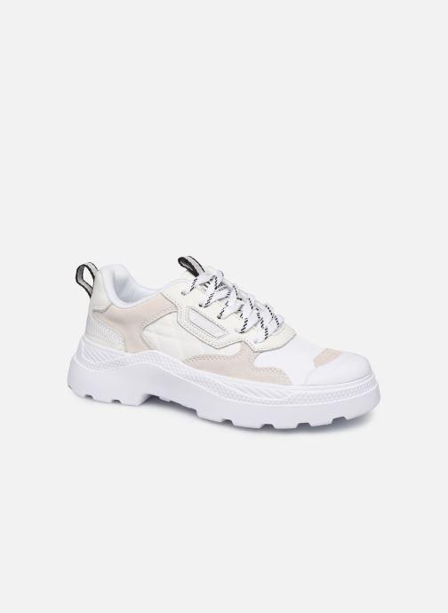 Sneakers Palladium Pallakix 90 Low Bianco vedi dettaglio/paio