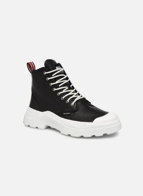 Sneaker Palladium Pallakix Mid SK schwarz detaillierte ansicht/modell