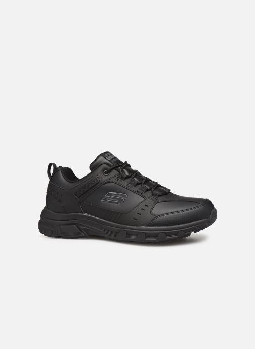 Sport shoes Skechers Oak Canyon Redwick Black back view