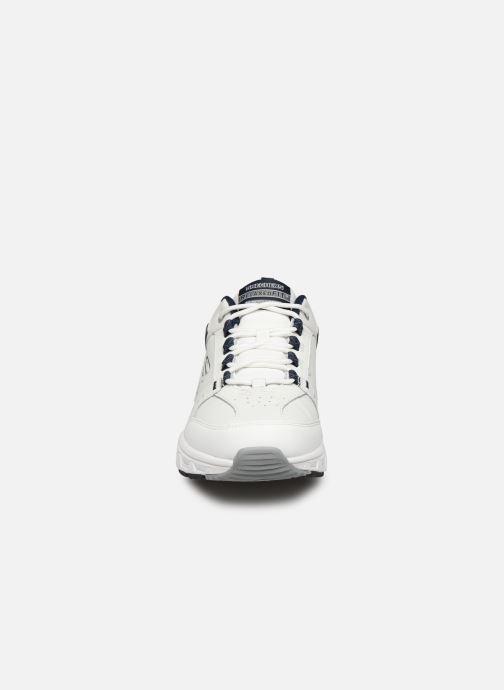 Scarpe sportive Skechers Oak Canyon Redwick Bianco modello indossato