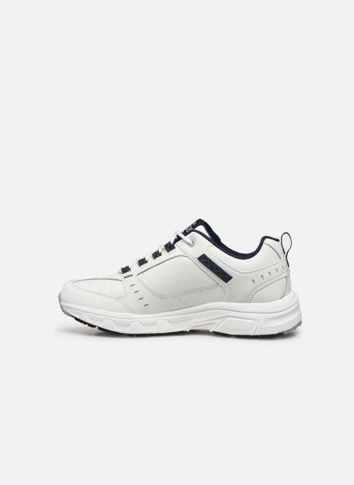 Sportschoenen Skechers Oak Canyon Redwick Wit voorkant