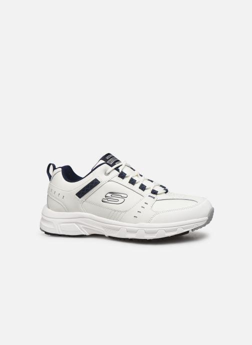 Sportschoenen Skechers Oak Canyon Redwick Wit achterkant