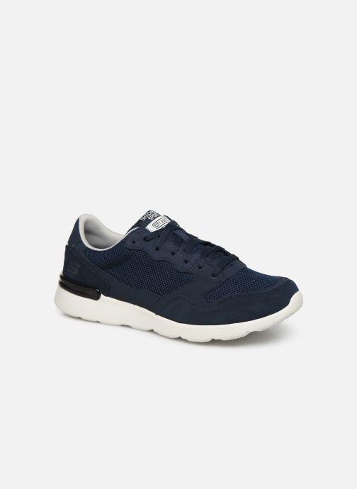 Chaussures de sport Skechers City Jogger Bleu vue détail/paire
