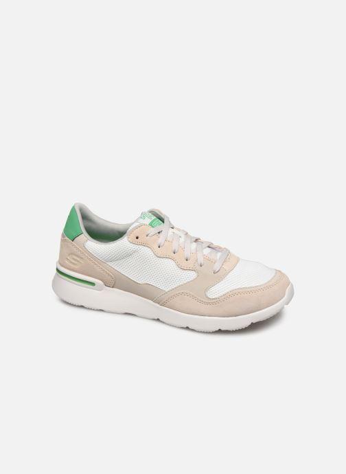 Chaussures de sport Skechers City Jogger Blanc vue détail/paire