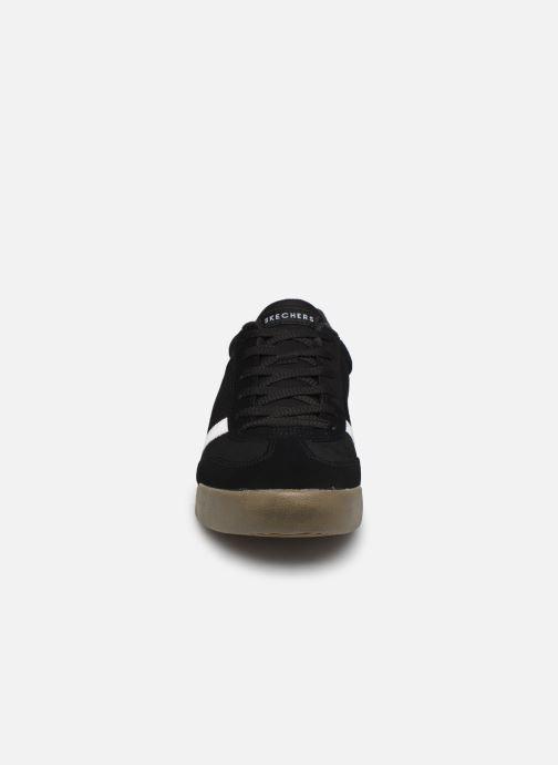 Baskets Skechers Zinger Ventich Noir vue portées chaussures