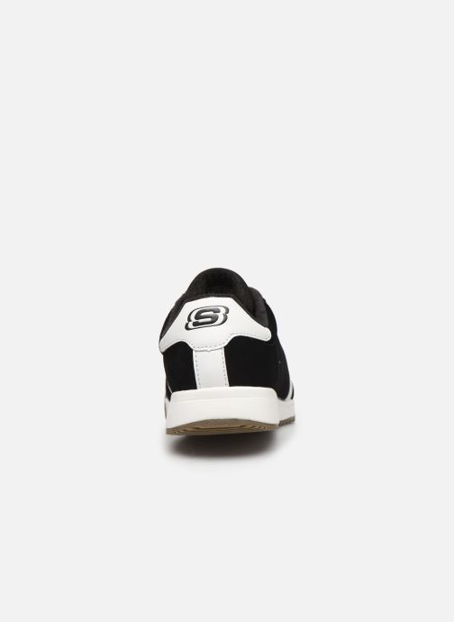 Trainers Skechers Zinger Ventich Black view from the right