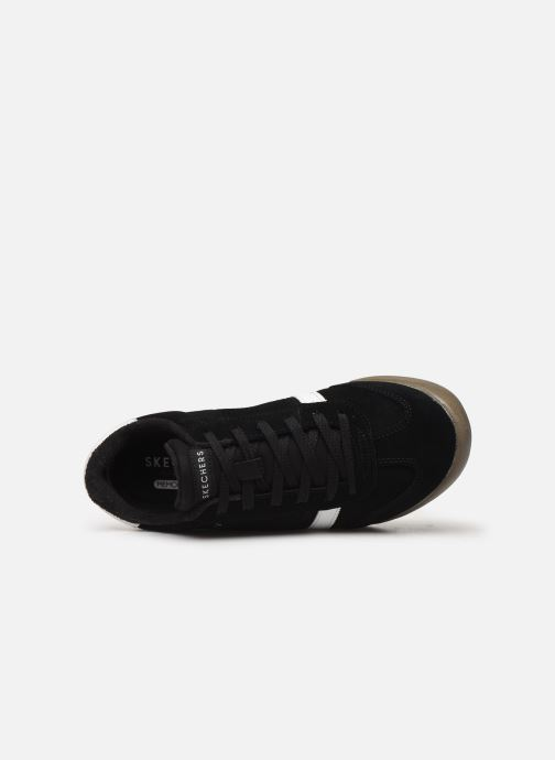Baskets Skechers Zinger Ventich Noir vue gauche