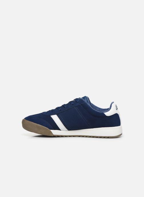 Sneakers Skechers Zinger Ventich Blauw voorkant