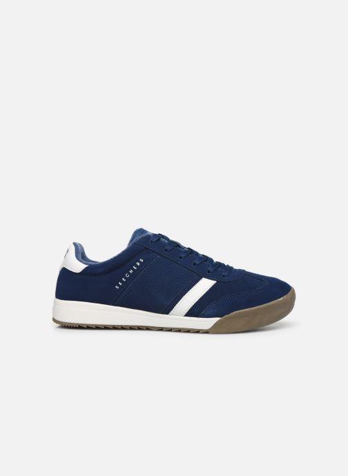Sneakers Skechers Zinger Ventich Blauw achterkant