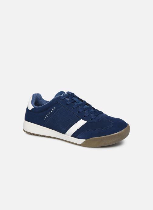Sneakers Skechers Zinger Ventich Blauw detail