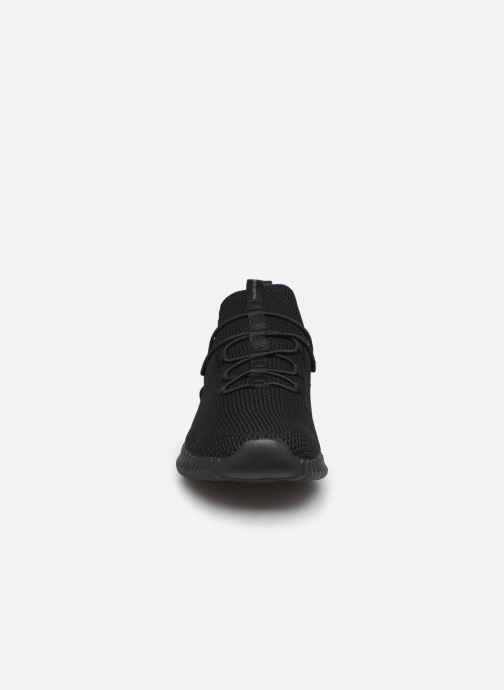 Chaussures de sport Skechers Elite Flex Lochbay Noir vue portées chaussures