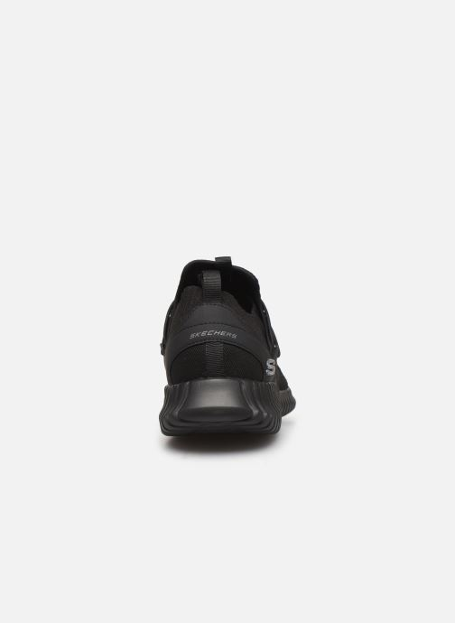 Chaussures de sport Skechers Elite Flex Lochbay Noir vue droite