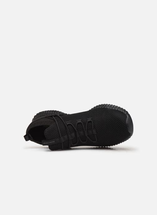 Chaussures de sport Skechers Elite Flex Lochbay Noir vue gauche