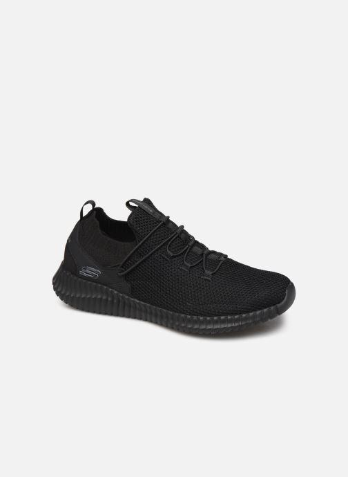 Chaussures de sport Skechers Elite Flex Lochbay Noir vue détail/paire