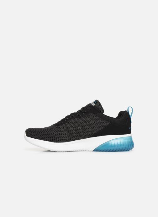 Chaussures de sport Skechers Skech-Air Ultra Flex Noir vue face