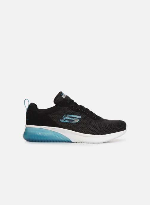 Chaussures de sport Skechers Skech-Air Ultra Flex Noir vue derrière