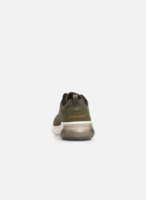 Zapatillas de deporte Skechers Skech-Air Ultra Flex Verde vista lateral derecha