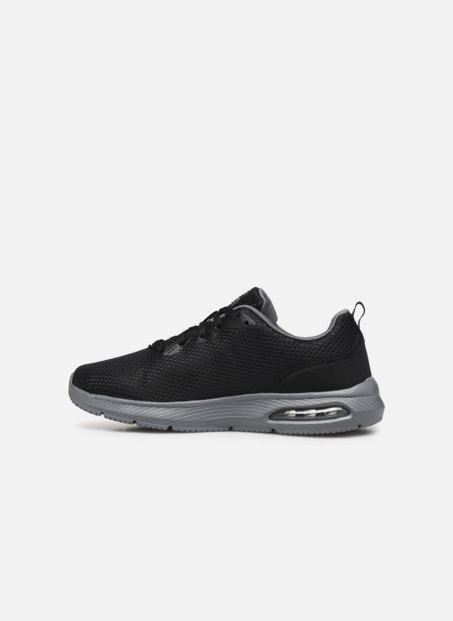 Chaussures de sport Skechers Dyna-Air M Noir vue face