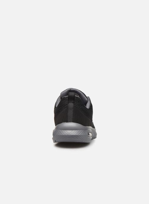 Chaussures de sport Skechers Dyna-Air M Noir vue droite