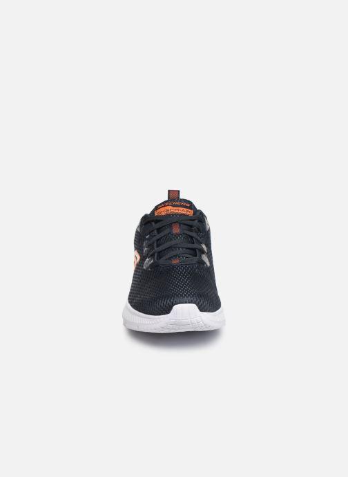 Zapatillas de deporte Skechers Dyna-Air M Azul vista del modelo