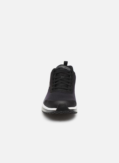 Chaussures de sport Skechers Skech-Air Element Noir vue portées chaussures