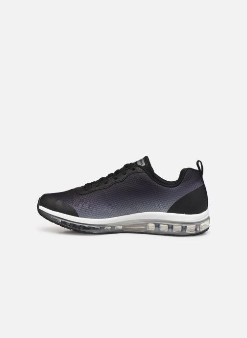 Chaussures de sport Skechers Skech-Air Element Noir vue face