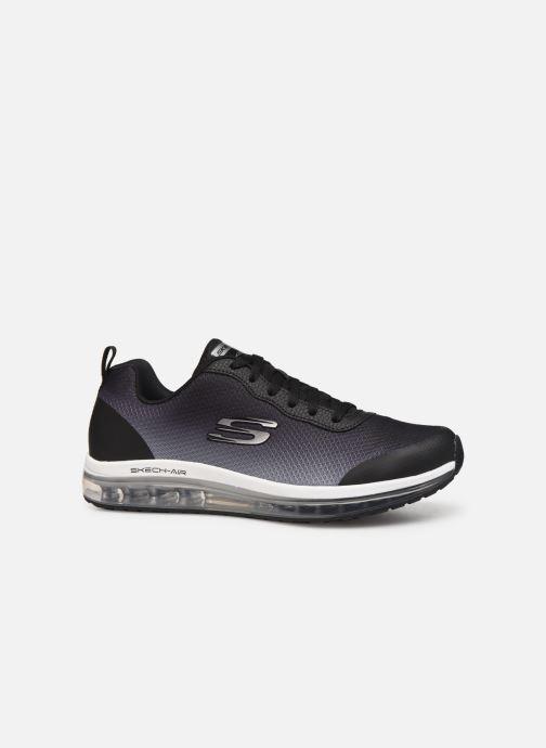 Chaussures de sport Skechers Skech-Air Element Noir vue derrière