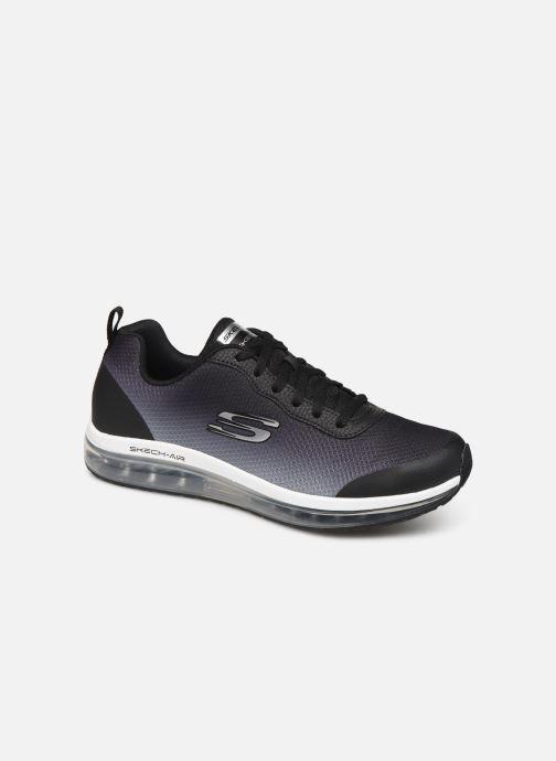 Sportssko Skechers Skech-Air Element Sort detaljeret billede af skoene