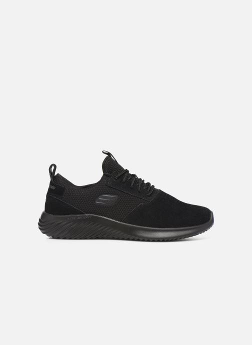 Sport shoes Skechers Bounder Skichr Black back view