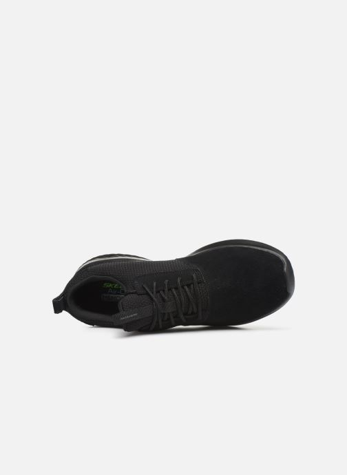 Sport shoes Skechers Bounder Skichr Black view from the left