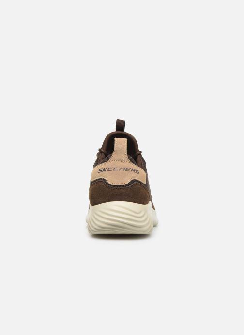 Chaussures de sport Skechers Bounder Skichr Noir vue droite